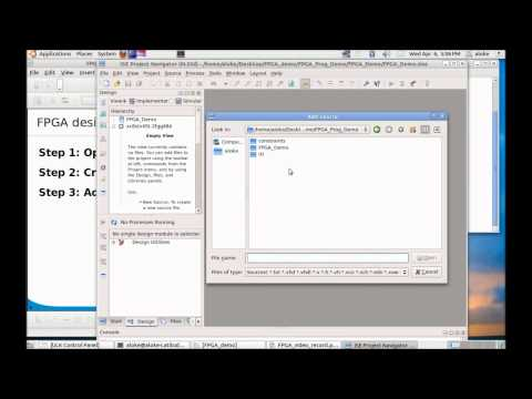ULK-1 Tutorial: FPGA Programming (Part-1)