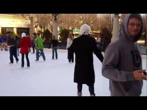 Alexander Hamilton Ice Skates By