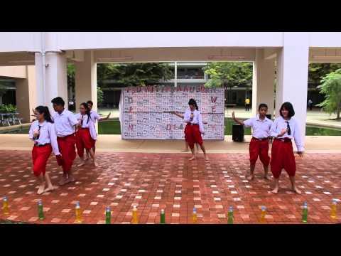 สอบนาฏศิลป์ เพลงฝากไว้  PSU.wit Surat