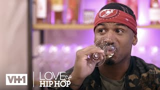 Stevie J & Yung Joc Go Wine Tasting | Leave It To Stevie - VH1