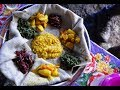 Ethiopian Food - Potato & Carrot Alicha Recipe Mild Vegan stew Amharic English Injera
