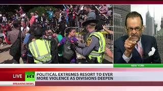 Division deepens: Who's to blame for the incident at Charlottesville? - RUSSIATODAY