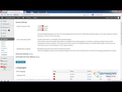 WordPress Blogs Tutorial