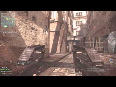 Mw3: M14 Silenced - M.O.A.B - Gameplay/Commentary