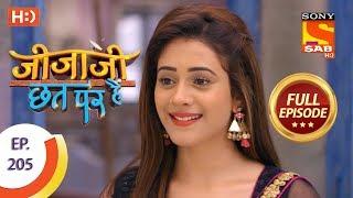 Jijaji Chhat Per Hai - Ep 205 - Full Episode - 20th October, 2018 - SABTV
