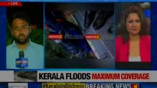 Kerala Floods: Rescue an arduous task, humanitarian crisis looms large in Chengannur - NEWSXLIVE