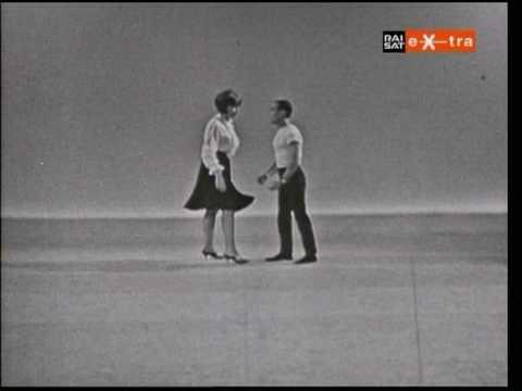 Mina e Don Lurio a Studio Uno (1961)