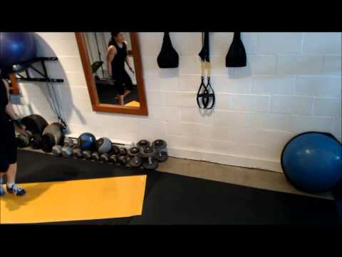 Spring 2015 PowHERhouse Warrior Workout - Stay Strong! Workout for Women