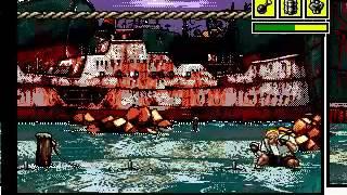 Скоростное прохождение игры Comix Zone