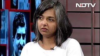 'Hope I Get Same Justice Subhash Barala's Daughter Would': Varnika Kundu - NDTV