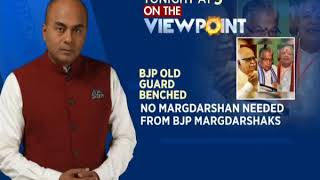 91-YR OLD ADVANI & 85-YR OLD MM JOSHI BENCHED IN 2019 FIGHT | VIEWPOINT - IBNLIVE