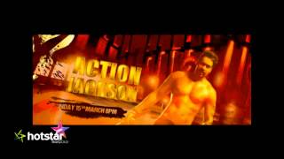 Action Jackson, 15th March 8 PM only on Star GOLD. - STARGOLD