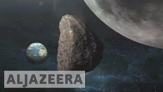 New NASA mission aims to deflect potentially disastrous asteroids - ALJAZEERAENGLISH