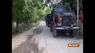 Jammu And Kashmir: 3 terrorists killed in encounter in Anantnag, 1 cop martyred - INDIATV