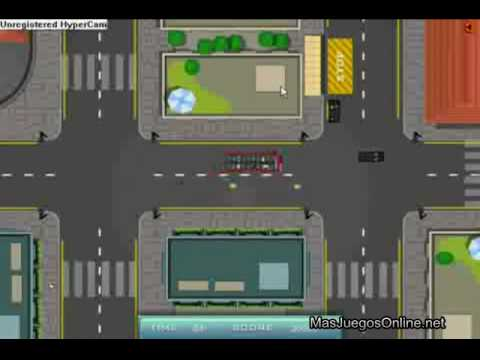 Juego Estacionar Buses. London Bus Parking