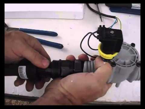 Programador de riego por goteo casero (3) parte de fontanería