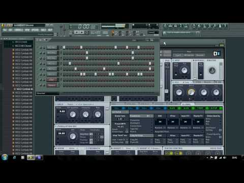 FL Studio Dubstep Tutorial: How To Make a Simple Dubstep Beat Using Z3ta+ or Massive