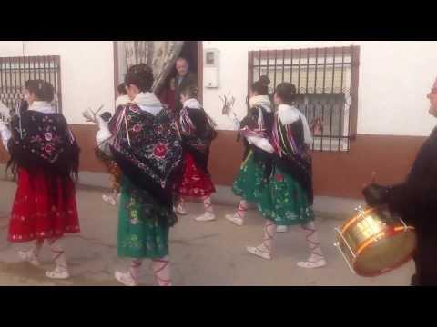 2013 - Danzantas San Blas day