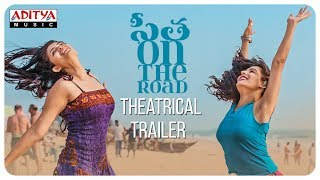 Sita On The Road Theatrical Trailer | Praneeth Yaron | Kalpika Ganesh, Khatera Hakimi, Gayatri Gupta - ADITYAMUSIC