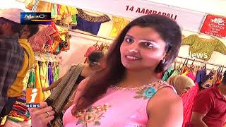 Fashion Expo Exhibition And Sale For NRI Peoples In Hyderabad | Metro Colours | iNews - INEWS