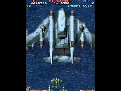 Raiden Fighters (ARCADE)