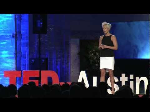 Running forward to alleviate homelessness: Anne Mahlum at TEDxAustin