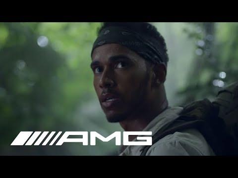 Видео: Льюис Хэмилтон отправился в джунгли
