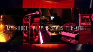 Royalty Free My Rhodes Player Saves the Night:My Rhodes Player Saves the Night