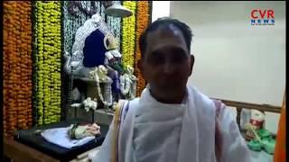 Shirdi Sai Baba Temple 22nd Varshikotsavam in Khanapur | Nirmal Dist |Attend Many Devotees |CVR NEWS - CVRNEWSOFFICIAL