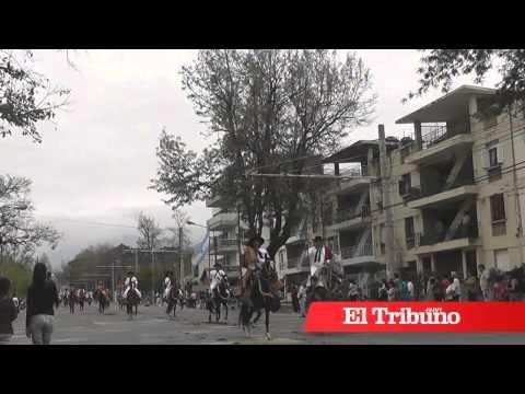 Desfile de Gauchos, Semana de la Tradición