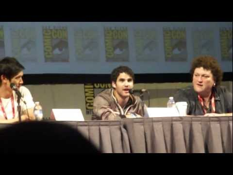 Glee Comic-con pt 4 of 4 - SDCC 2011