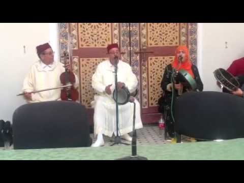 Un bon morceau de oulad Ben aguida à Dar sultane Safi
