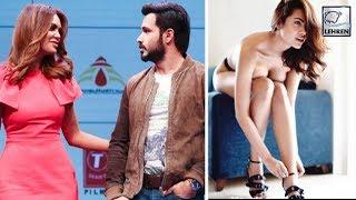 Emraan Hashmi Talks About Esha Gupta's Sizzling Racy Pictures | LehrenTV