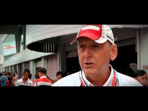 Porsche Carrera Cup Asia Safety Car