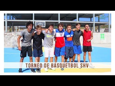 Torneo de Básquetbol SHV