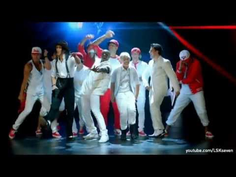 Australia's Got Talent 2012: Set It Off Promo (Timomatic, Jack Vidgen, Justice Crew, Cosentino)