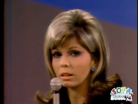 "Nancy Sinatra ""These Boots Are Made For Walkin'"" on The Ed Sullivan Show"