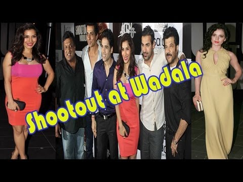 Success Party Of Film Shootout At Wadala With Starcast