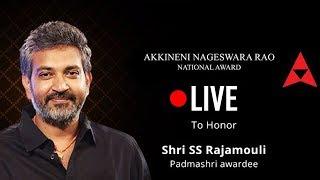 ANR National Award 2017 LIVE | S S Rajamouli | TFPC - TFPC