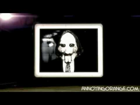 Annoying Orange fuck Saw.flv