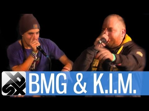 BMG & KIM | Special Showcase | Grand Beatbox Battle 13