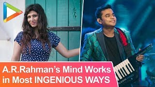 "Shashaa Tirupati: ""A.R.Rahman's Mind Works In Most Ingenious Ways"" | RAPID FIRE | Vishal Dadlani - HUNGAMA"
