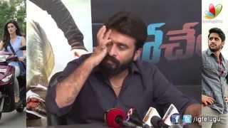 Director Sudheer Varma about Dohchay - IGTELUGU