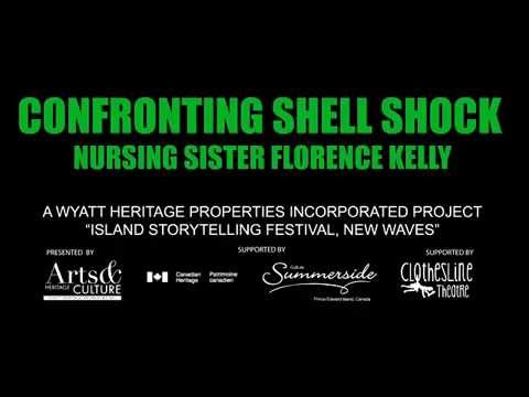 Confronting Shell Shock Nursing Sister Florence Kelly