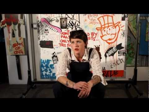 Canvas City Street Artist Interviews Part 1: Annie Preece and Loud Labs (LAB ART GALLERY)