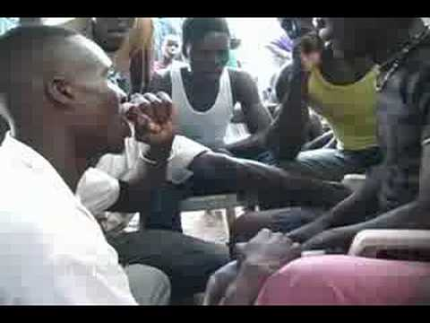 Cote d' Ivoire - Melodies from TABOTH CADENCE VILLAGE