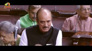 Ghulam Nabi Azad Wants Jaitley's Remarks Be Expunged From The Proceedings | Rajya Sabha | Mango News - MANGONEWS