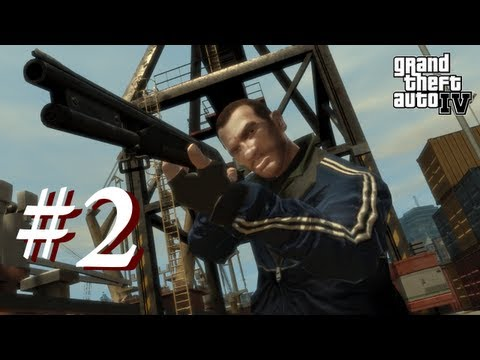 Grand Theft Auto 4 Multiplayer Shenanigans with Creatures Episode 2 - Reckless Rockets