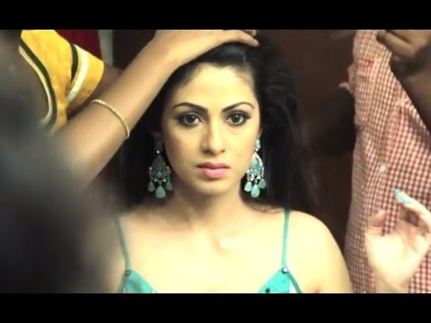 SADHA  Photo Shoot Behind the Scenes Video