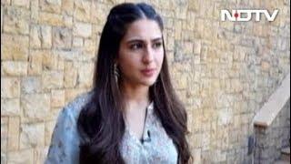 ये फिल्म नहीं आसानः फिल्मी करियर को लेकर क्या कहतीं हैं सारा अली खान - NDTVINDIA